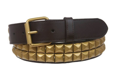 Gold Studded Belt