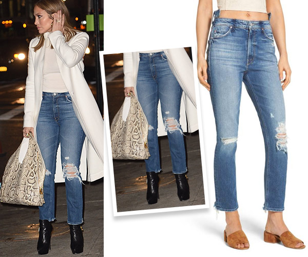 jennifer lopez mother dazzler jeans