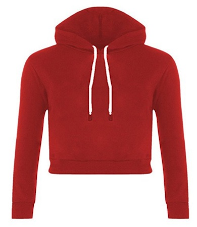 red cropped dog hoodie broad city halloween costume