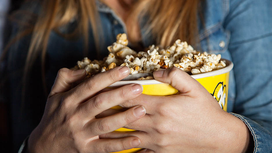 Why You Should Never Order Popcorn At The Movies (Say It Ain't So!)