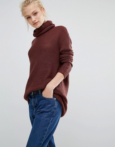 Vero Moda Oversized Rollneck Sweater