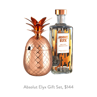 Absolut Elyx Gift Set