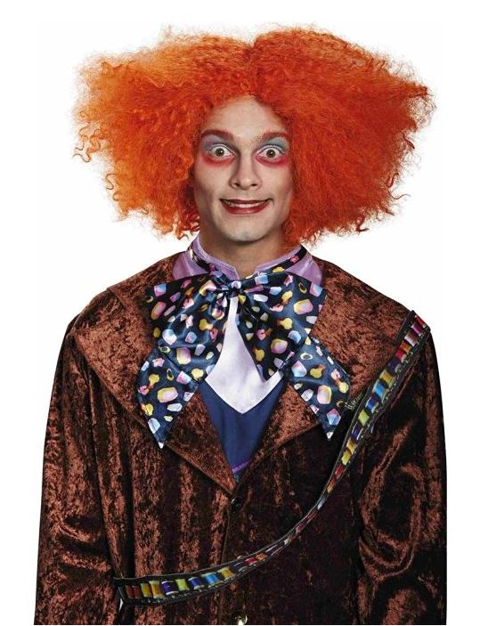 Adult Mad Hatter Wig