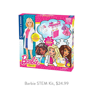 Barbie Stem Kit