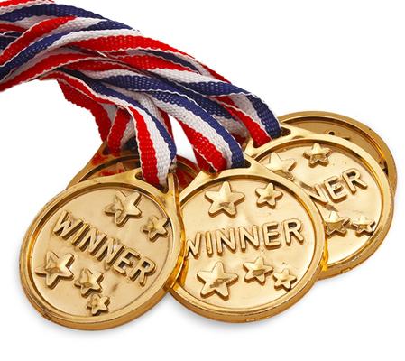 final five halloween costume gold medals