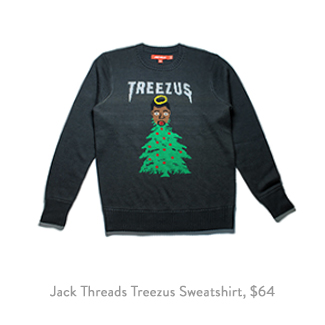 Jack Threads Treezus Sweatshirt