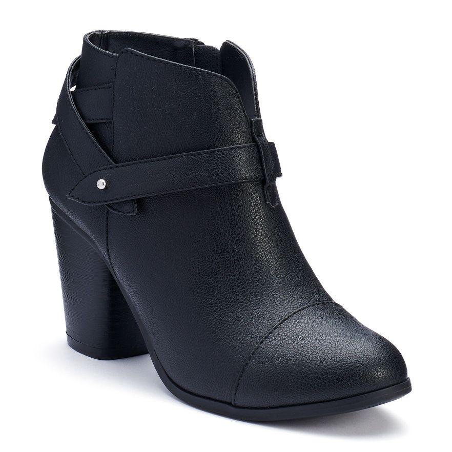 Black Booties Cost $435