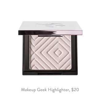Makeup Geek Highlighter Color Glitz