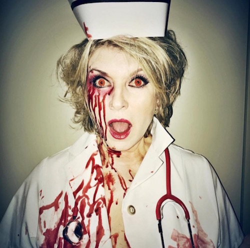 Martha Stewart Halloween costume