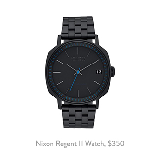 Nixon Regent II Watch