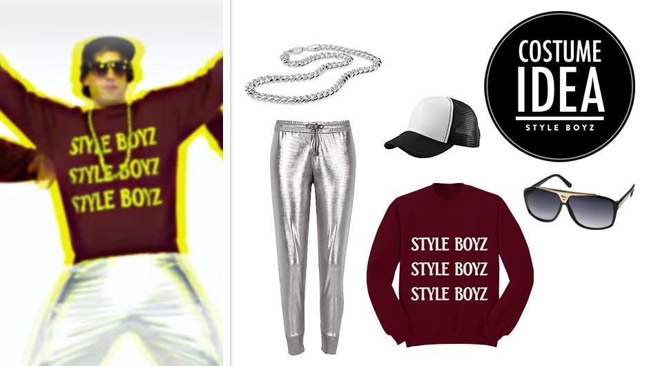 How to dress up as the Style Boyz from Popstar , SHEfinds