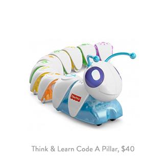 Think Learn Code A Pillar