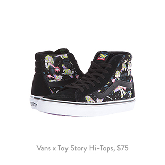 Vans x Toy Story Hi Tops
