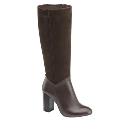 Yvonne Tall Dress Boots