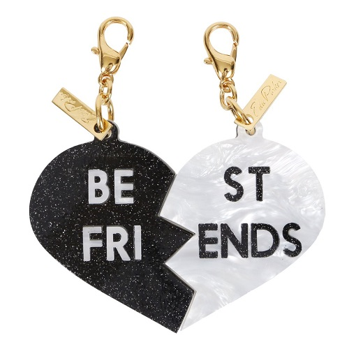 Edie Parker Web Exclusive Best Friends Charm Set
