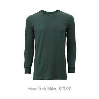 Uniqlo Heat Tech Shirt