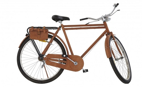 Leather Bicycle