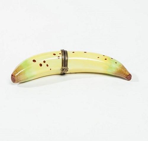 Limoges Banana Box