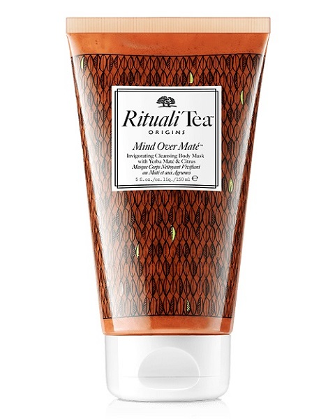 Origins Ritual Tea Mind Over Mate Cleansing Body Mask