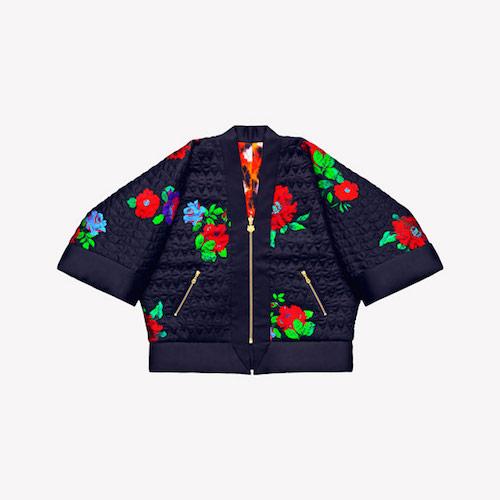 Kenzo x H&M kimono