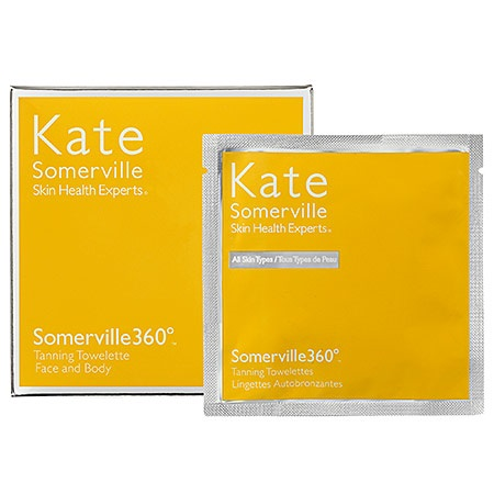 Somerville360 Face and Body Self Tanning Towelettes