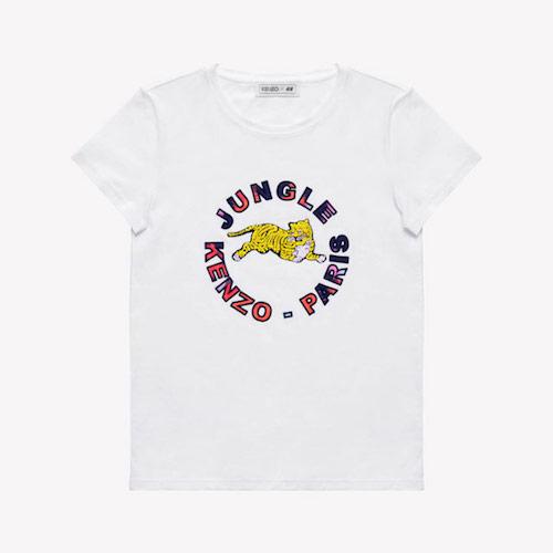 Kenzo x H&M tshirt