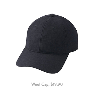 Uniqlo Wool Cap