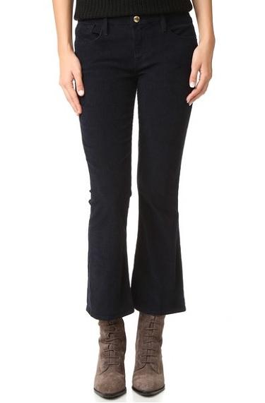 Wear Cropped Flare Jeans