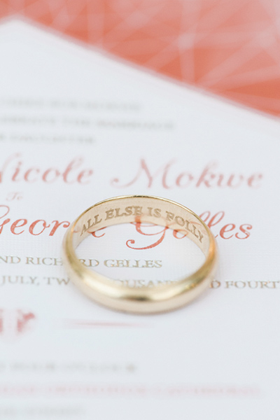 Fake Wedding Bands For Ring Bearer 36 Awesome NEXT Things Brides Always