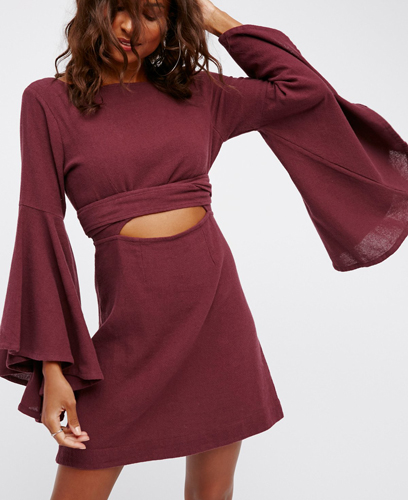 Dreamin About This Mini Dress