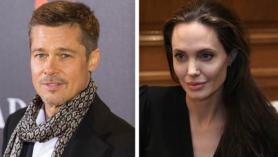 Brad Pitt & Angelina Jolie's Fight