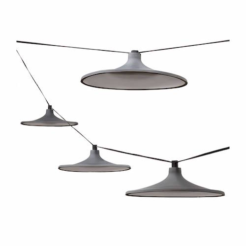 Silicone String Lights Gray