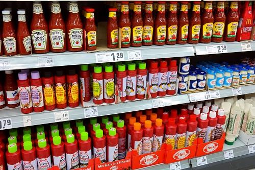 Condiments At Costco Wholesale Corporation