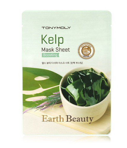 Earth Beauty Kelp Mask Sheet