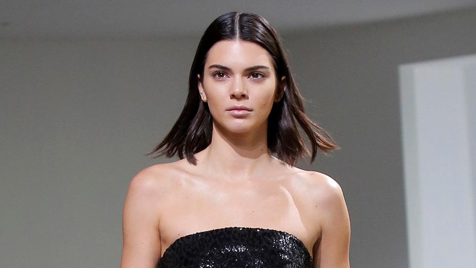 Kendall Jenner short hair