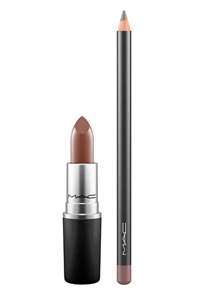MAC Stone Lip Pencil & Lipstick Duo