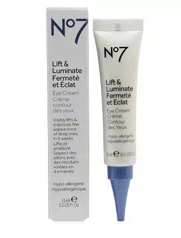No7 Lift & Luminate Eye Cream