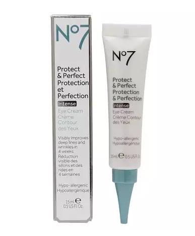 No7 Protect & Perfect Intense Eye Cream