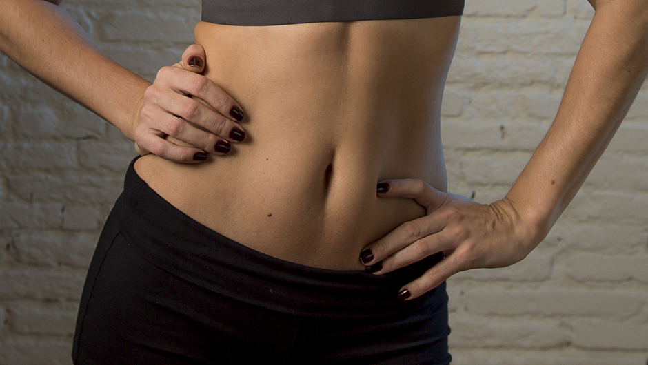 The One Diet Mistake You're Making That's Preventing You From Having A Flat Stomach