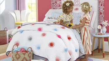 Margherita Missoni Just Launched The <em>Cutest</em> Children's Home Decor Collection With Pottery Barn Kids