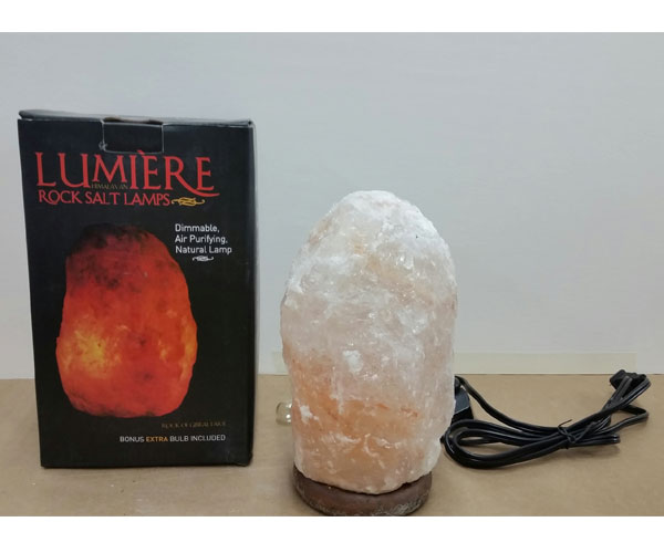 Salt Lamps That Were Recalled : Why Thousands Of Himalayan Salt Lamps Are Being Recalled
