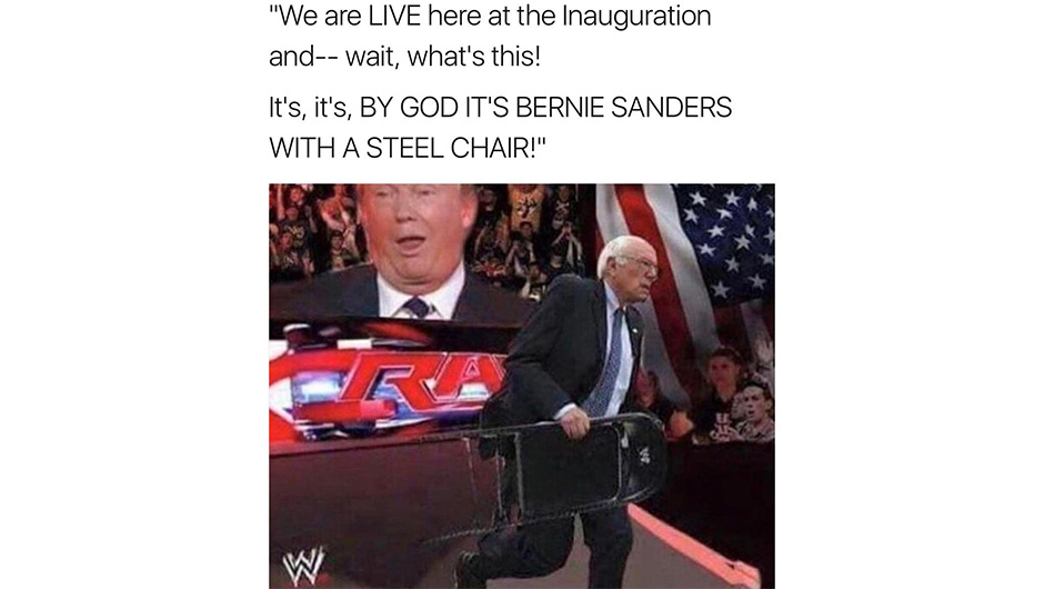 Inauguration Day memes