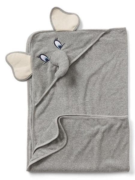 Babygap, Disney Baby Dumbo Towel