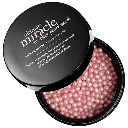 Philosophy Ultimate Miracle Worker Serum-in-Pearl Mask