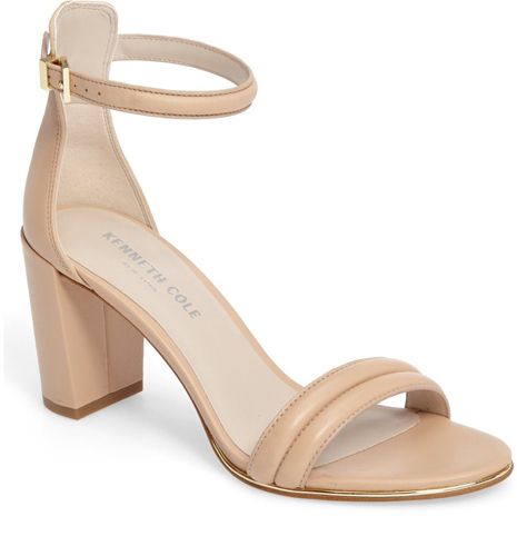 Kenneth Cole New York 'Lex' Ankle Strap Sandal