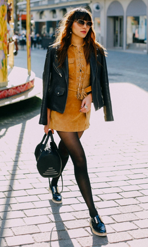 0b421b0ea 8 Outfit Ideas That Will Inspire You To Wear Black Tights Everyday ...