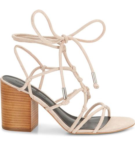 Rebecca Minkoff Carmela Lace-Up Sandal