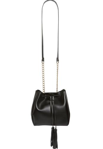 Emperia Dahlia Faux Leather Bucket Bag