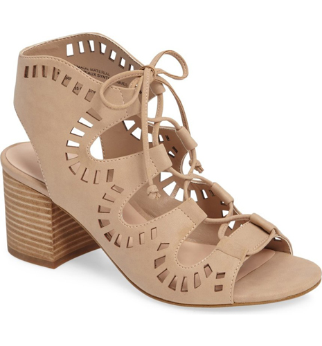 BP. Decker Lace-Up Sandal