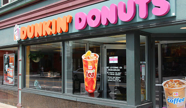 The One Thing You Should Eat At Dunkin Donuts (It's Only 310 Calories!)